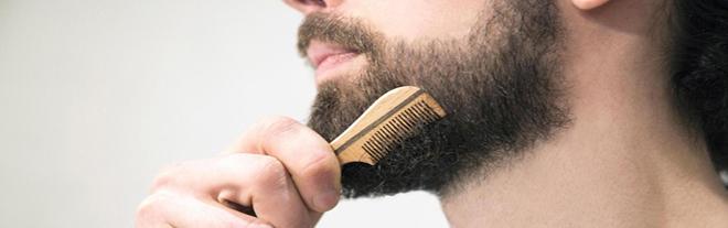 Peines Barba y Bigote