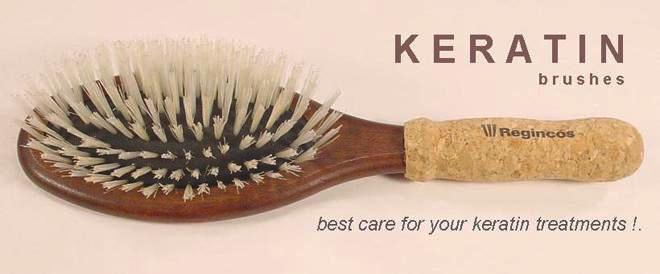 para cabellos con Keratina