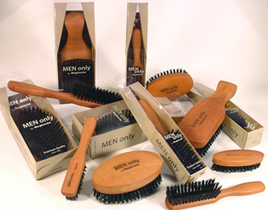 Brush packaging